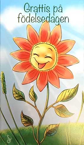 grattis grattis på födelsedagen Glad Blomma, Grattis på Födelsedagen grattis grattis på födelsedagen