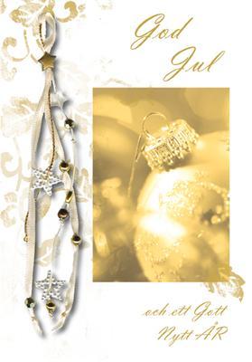 Applikationskort '' God Jul ''