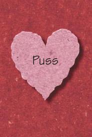 Hjärta Puss