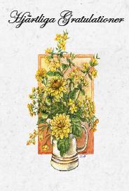 Gula blommor