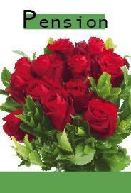 Röda rosor '' Pension ''