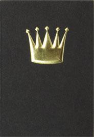 Krona i guld