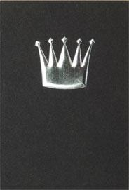 Krona i silver