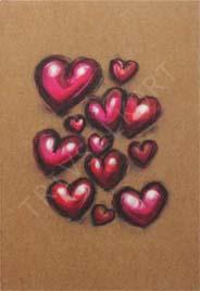 Miljökort Massor av hjärtan