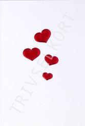 4 Hjärtan
