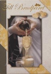 Champagne, Till Brudparet