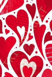 Hjärtan böjda