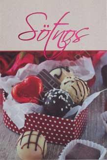 Minikort Choklad Sötnos