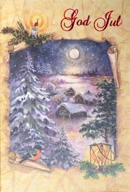 Landskap jul