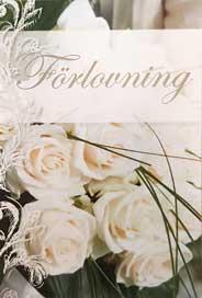 Vita rosor, Förlovning