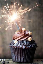Cupcake Grattis