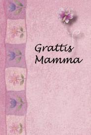 grattis mamma