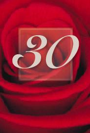 Röd ros 30år