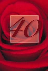 Röd ros 40år
