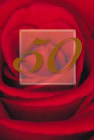 Röd ros 50år
