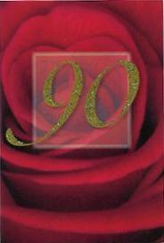 Röd ros 90 år