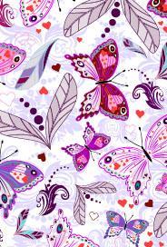Fjärils mönster