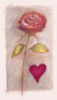 Ros & hjärta