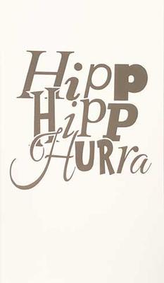 Hipp, Hipp, Hurra