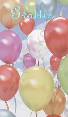 Ballonger Grattis