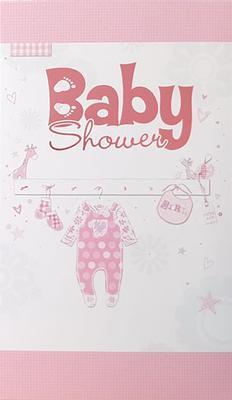Babyshower Tjej