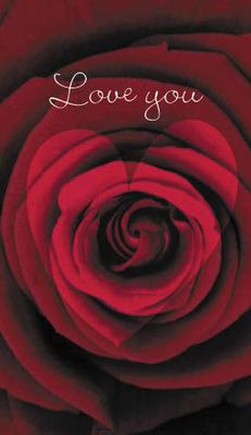 Röd ros ''Love''