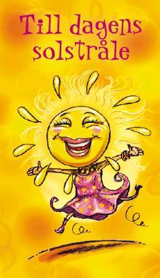 Till dagens solstråle