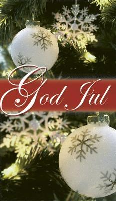 Vita julkulor