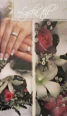 Bröllop Lycka till