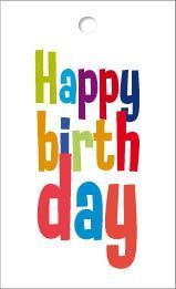 Mini mini Happy Birthday