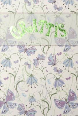 Blålial Fjärilar, Grattis