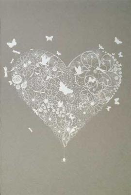 Hjärta, Fjärilar, Textfri