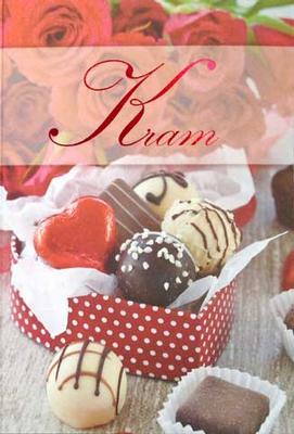 Kram Choklad och hjärta