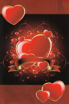 Massar av hjärtan