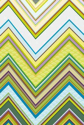Zigg zagg mönster, Textfri