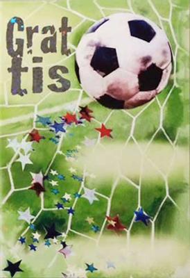 Fotboll Grattis