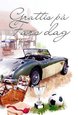 Grattis på Fars dag
