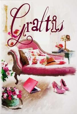 Rosa soffa skor Grattis