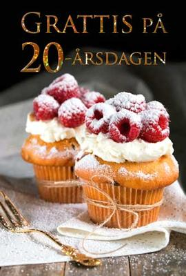 Muffins m hallon, 20år