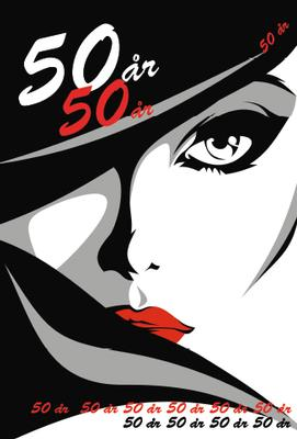 50 år '' Kvinna ''