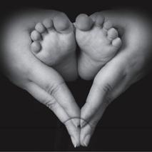 Baby fötter