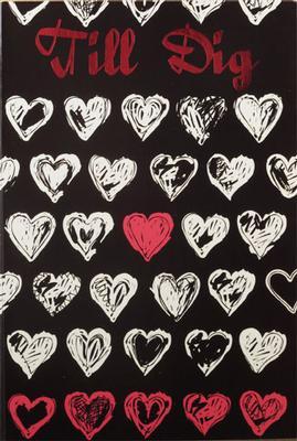 Hjärtan mönster