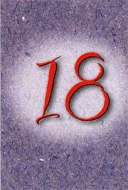 Årtalskort 18 år