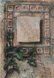 Antik vägg