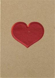 Rött Hjärta präglat