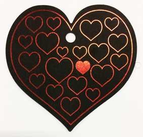 Många hjärtan