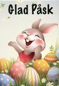 Glad påsk kanin