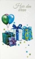 Paket Balonger Har den äran