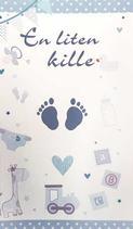 Nyfödd Kille