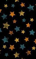 Stjärnor svart bakgrund
